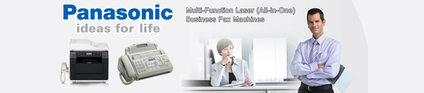 panasonic fax machine dealers in ludhiana - panasonic all in one multifuction laser printer - panasonic fast scanners - panasonic laser printers in ludhiana punjab india